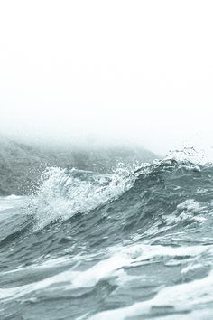 Stormy seas.... Ive sailed on plenty of these in my life and I always learn something new about myself when I do.