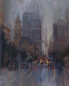 Natalie Hirschman (South Africa) ~ 'City hall'