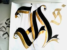 Calligraphy by Jackson Alves
