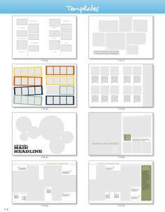 ISOyearbook Templates DigiShopTalk Digital Scrapbooking - Yearbook design templates