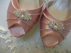 Wedding Shoes Swarovski Crystals by Parisxox on Etsy, $184.00