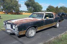 Rare Hurst: 1972 Pontiac Grand Prix SSJ - http://barnfinds.com/rare-hurst-1972-pontiac-grand-prix-ssj/