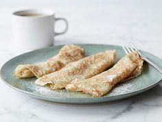 Crepes Recipe : Alton Brown : Food Network
