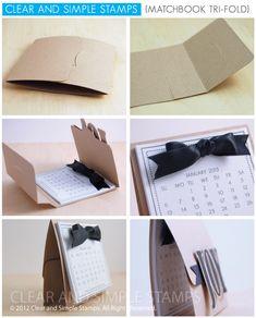 CSS-2013 Matchbook Calendar