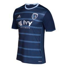 ca64f96c3 New 2017 Kansas City Navy Blue Soccer Jersey Football Shirt Trikot Maglia  Playera De Futbol Camiseta De Futbol Adult Men Youth Kids. Adidas Nmd ...