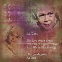 funny valentine etta james