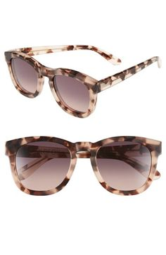 Wildfox 'Classic Fox' 52mm Sunglasses available at #Nordstrom