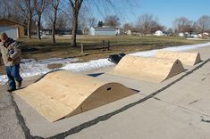 Backyard Bmx Ramps 23 best bmx ramps images on pinterest | bmx ramps, bike parking and