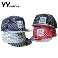 Rabe Rand Twill Baseball Caps Kids Snapback Embroidery Hip Hop Sports Hats  Boys Casquette Snap Back 76cc3a8149fd