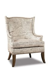 Dining Room Sets | Paris Accent Chair | Sanctuary | French Bedroom Furniture | Hooker Furniture - By Hooker Furniture