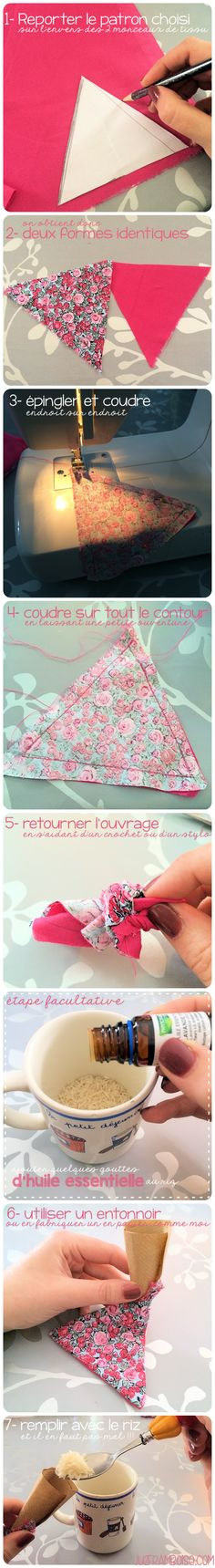 Tendance Sac 2018 : DIY : Tuto coussin nuage chauffant Tendance Sac 2018 : DIY : Tuto coussin nuage chauffant avec riz et hu. Coin Couture, Couture Sewing, Diy And Crafts, Crafts For Kids, Cute Sewing Projects, Cute Banners, Creation Couture, Sewing Art, Beautiful Crochet