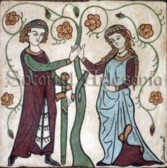 cerámica medieval