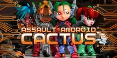 Assault Android Cactus is a PC based manic twin stick shooter in the classic arcade tradition. You pick from a colourful roster of synthetic heroines and cha. Video Game Reviews, Video Game News, Eric Andrews, Game Mechanics, Up Game, Geek Culture, Free Games, Cactus, Geek Stuff