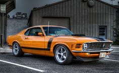 1970 Boss Mustang 347. Awesome American Musclecar!