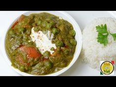 Green Peas And Saag Masala Curry - By Vahchef @ vahrehvah.com  Reach vahrehvah at  Website - http://www.vahrehvah.com/  Youtube -  http://www.youtube.com/subscription_center?add_user=vahchef  Facebook - https://www.facebook.com/VahChef.SanjayThumma  Twitter - https://twitter.com/vahrehvah  Google Plus - https://plus.google.com/u/0/b/116066497483672434459  Flickr Photo  -  http://www.flickr.com/photos/23301754@N03/