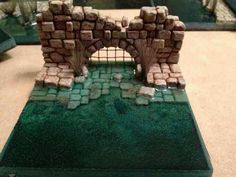 WAR GAME TERRAIN