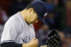 Grandes Ligas: Yankees blanqueó a los Medias Rojas de Boston #Beisbol #Deportes