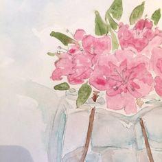 Original Watercolor Paintings Watercolor by ThePaintingParlor