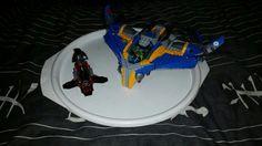 The Milano Spaceship Rescue Spaceship, Lego, Cake, Desserts, Food, Space Ship, Tailgate Desserts, Deserts, Spacecraft