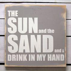 Sun And Sand Gray art, white, gray