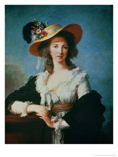 Georgiana Cavendish, Duchess of Devonshire - A strong woman who fought against her husband moving his lover into their home and his misguided violence by using fashion to gain support her political views.