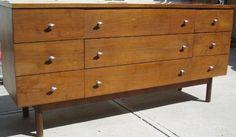 Stanley Furniture Mid Century Dresser Circa 1960s