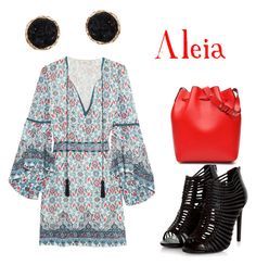 """""""Aleia"""" by mlilsw on Polyvore featuring Talitha and Humble Chic"""
