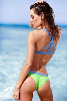Beaches & babes: it must be Victoria's Secret swim - Fashionising.com