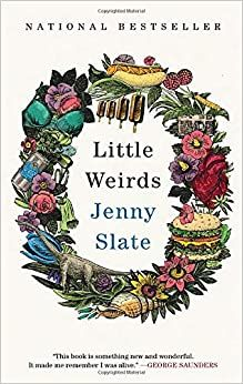 """Step into Jenny Slate's wild imagination in this """"magical"""" (Mindy Kaling), """"delicious"""" (Amy Sedaris), and """"poignant"""" (John Mulaney) New York Times bestseller about love, heartbreak, and being alive -- """"this book is something new and wonderful"""" (George Saunders). You may """"know"""" Jenny Slate from her Netflix special, Stage Fright, as the creator of Marcel the Shell, or as the star of """"Obvious Child."""" But you don't really know Jenny Slate until you get bonked on the head by her absolutely… Marcel The Shell, Book Club Books, Books To Read, Amy Sedaris, Jenny Slate, Biography Books, John Mulaney, Mindy Kaling, Kindle App"""