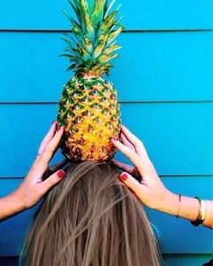 """""""If you were a fruit, you'd be a fineapple"""" #"""