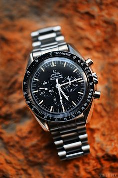 OMEGA Speedmaster Professional . Caliber 861. Photo by Timurpix.