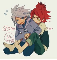 Inazuma Eleven Go Chat - chat 1 Eleven 11, Inazuma Eleven Go, Boy Art, Some Pictures, Manga, My Love, Drawings, Sun Garden, Fictional Characters