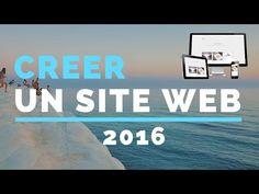 Comment créer un site web - YouTube