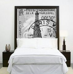 BEDROOM: Cabecero cama