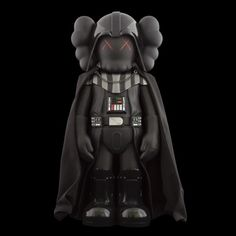 KAWS x Darth Vader