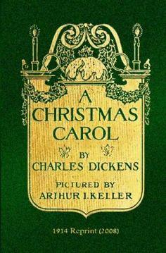 Charles Dickens Books - A Christmas Carol: 1914 Reprint (2008 Vintage Edition)