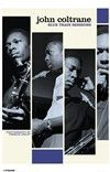 Poster:Jazz-John Coltrane Blue