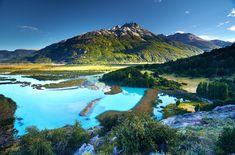 Patagonian colors
