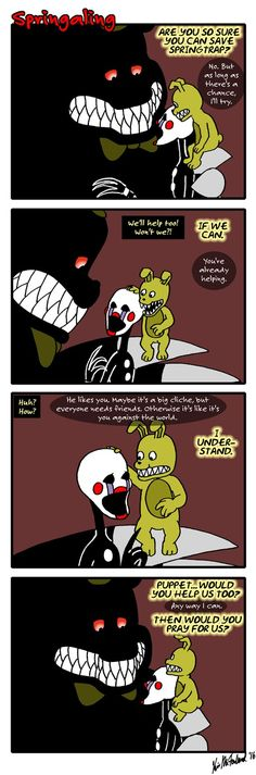 Springaling 123: It Bears Repeating by Negaduck9.deviantart.com on @DeviantArt