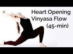 Yoga Sequence: Open Your Heart Vinyasa Flow. | CureJoy