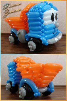 Monster Truck Twist Balloon This Pinterest