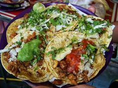 Real Mexican food!
