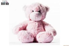 Peluche Ours rose 20 cm