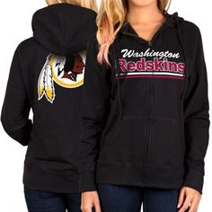 Washington Redskins Womens Diamond Full Zip Vest - Burgundy/White ...