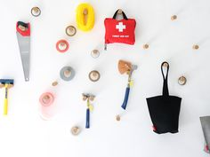 As I've mentioned before, I love objects made of cork. The Cork Peg accessory from the Vancouver-based, multidisciplinary design firm Molo Design, features a magnetic mounting system (two mag… Peg Hooks, Wall Hooks, Peg Wall, Cork Wall, Storage Hooks, Coat Hooks, Tapas, Tree Coat Rack, Paper Furniture