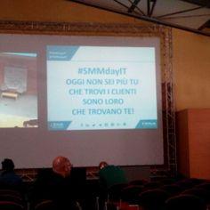Il mio Reportage al #SMMDayIT 2016 - come fare Business oggi!