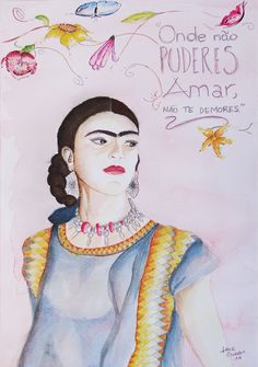 Frida para Vitória