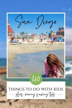 Learn what to do in San Diego with kids including attractions, free outdoor fun, water sports and more. Check it out at La Jolla Mom! California Places To Visit, Beautiful Places In California, California Travel Guide, California Camping, California Vacation, Disneyland California, Cool Places To Visit, California California, California Quotes