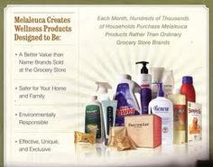 Melaleuca creates wellness products designed to be...