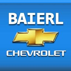 Baierl Chevrolet, A Pittsburgh Institution.